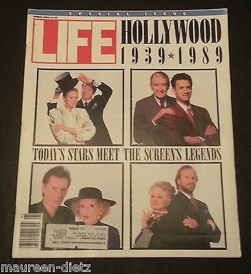 Life Magazine Spring 1989 - Hollywood 1939-1989 (Life Magazine Spring)