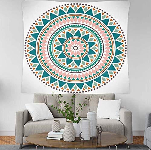 Tapiz Decoraciones de pared Mandala grande Tapiz indio Tapiz ...