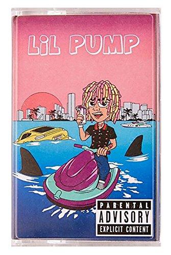 Lil Pump Limited Cassette Tape 1000 copies (Selena Gomez 3. Album)