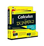 Calculus for Dummies Education Bundle, Consumer Dummies Staff, 0470431016