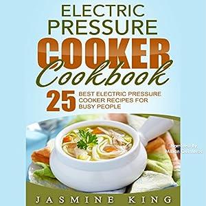 Electric Pressure Cooker Cookbook Audiobook