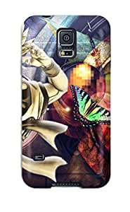 Tpu Case For Galaxy S5 With Dbz Design