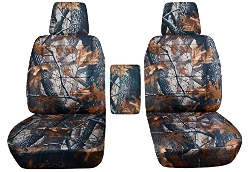 camo ford f150 seat covers - 7
