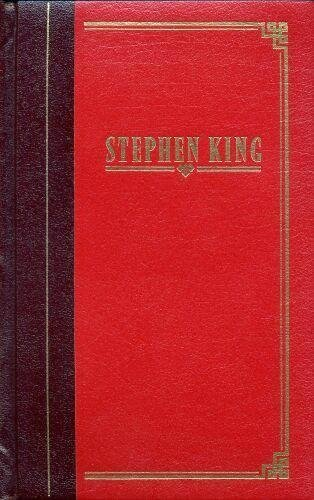 Stephen King: Four Complete Novels: Carrie, 'Salems' Lot, The Shining, & Night Shift (Leather-Bound Hardcover) (King Stephen Leather)