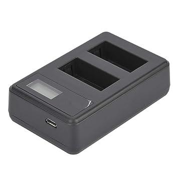 Topiky Cargador de Batería NB-10L,Cámara USB Profesional de ...