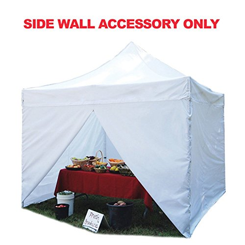 King Canopy Heavy-Duty Instant Shelter Sidewall Kit For 10'X10′ Shelter Review
