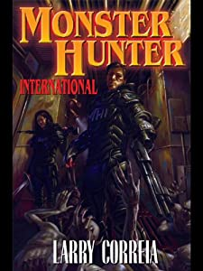 Monster Hunters International 7 Book Series Kindle Edition