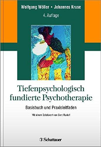 Tiefenpsychologisch fundierte Psychotherapie