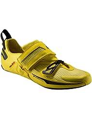Mavic Tri Helium Road Bike shoes Gentlemen yellow