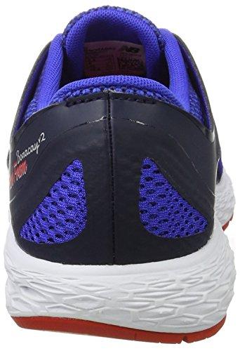 New Balance Herren Sneaker, Blau, 45 EU