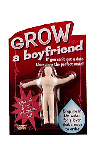 Forum Novelties Grow a Boyfriend Novelty