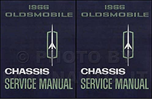 step by step 1966 oldsmobile factory repair shop service manual rh amazon com 1940 Oldsmobile Oldsmobile 88