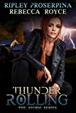Thunder Rolling: A Reverse Harem Paranormal Romance (The Storm Book 2)