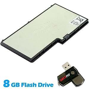 Battpit Bateria de repuesto para portátiles HP Envy 13-1008tx (40wh) Con memoria USB de 8GB GRATUITA
