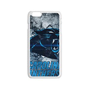 Garolina Panthers Pattern New Style High Quality Comstom Protective case cover For iPhone 6