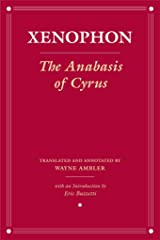 The Anabasis of Cyrus Paperback