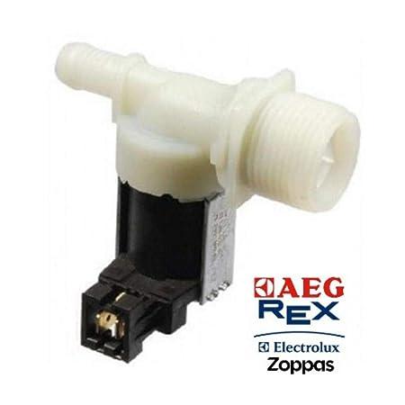 Electroválvula lavadora Rex Electrolux A Conector 1 Via: Amazon.es ...