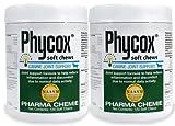 2-PACK PhyCox Soft Chews (240 Soft Chews)
