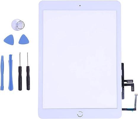 tasto home Per iPad 5 A1822 A1823 Touch Screen Digitizer sostituzione vetro