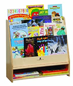 Steffy Wood Products Toddler Book Display