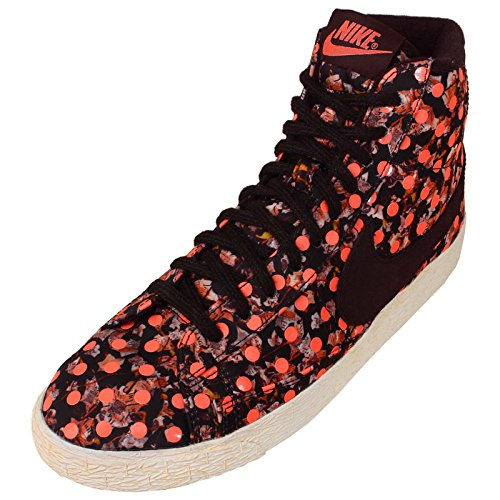 Nike Blazer Mid Vintage Liberty QS Schuhe Sneaker Neu Burgundy