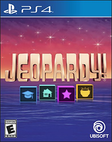 Jeopardy! - PS4 [Digital Code] by Ubisoft