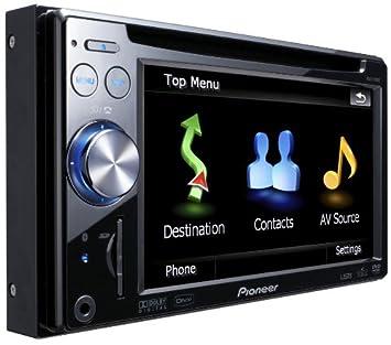 Pioneer AVIC-F900BT 2 Din Navigation DVD AV Headunit With