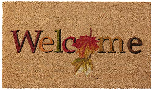 Calloway Mills 121301729 Fall Beauty Doormat, 17″ x 29″, Multicolor
