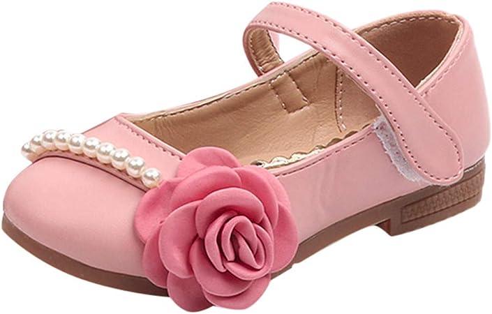 Baby filles chaussures flower girl shoes chaussures rose pâle chaussures pour enfants pour les filles
