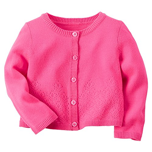 Carter's Cardigan, Pink, 6 Months