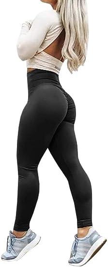 SELX Women Butt Lift High Rise Skinny Quick Dry Yoga Pants