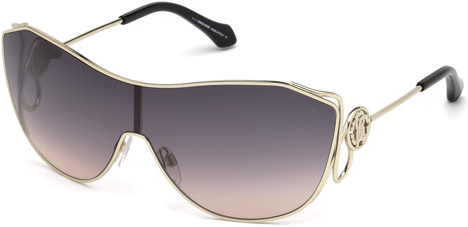 Sunglasses Roberto Cavalli RC 1061 Garfagnana 32B gold   gradient smoke at  Amazon Men s Clothing store  da5f3259c8d4