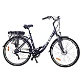 Cyclamatic GTE PRO Step-Through Electric Bike Lithium-Ion Battery (Small Image)