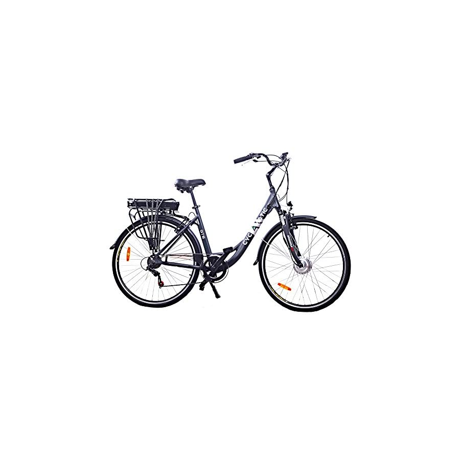 Cyclamatic GTE PRO Step Through Electric Bike with Lithium Ion Battery