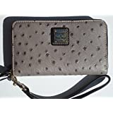 Dooney and Bourke Zip Around Wallet/Clutch