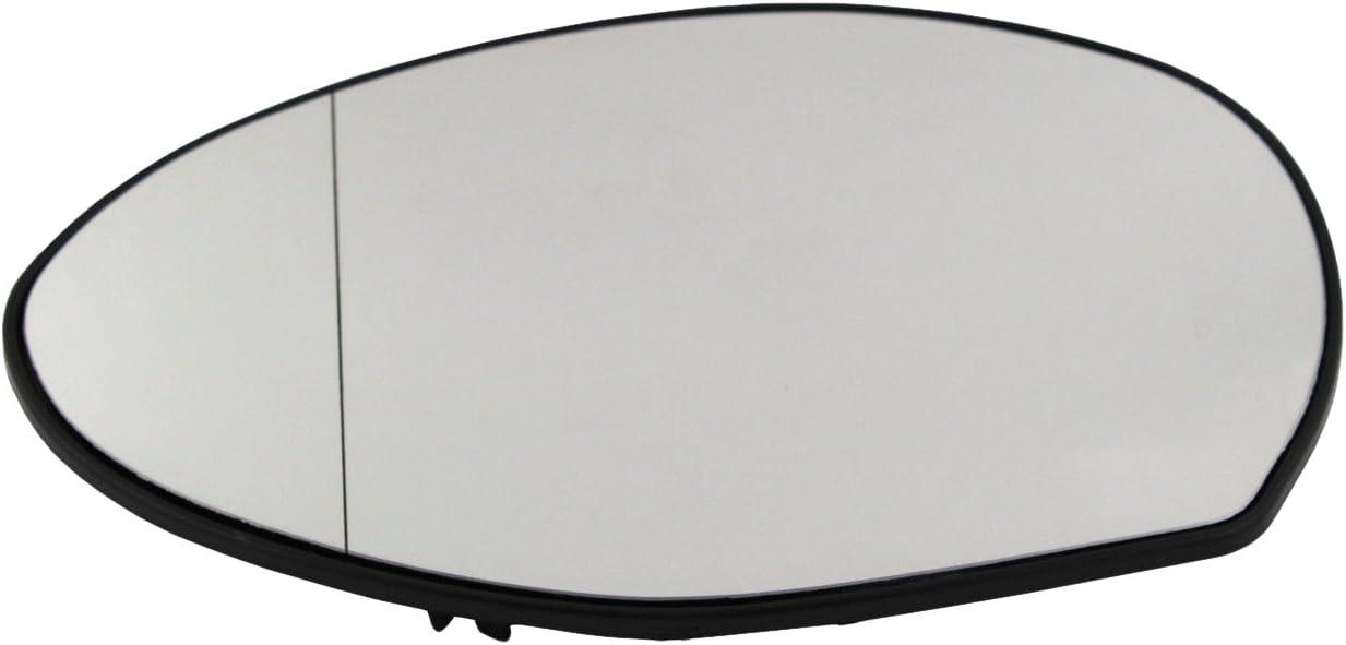 TarosTrade 57-0194-R-45655 Glace De R/étroviseur    Chauffant Droit