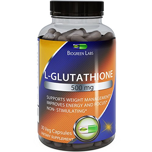 Glutathione pills reviews