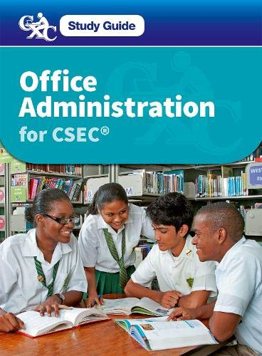 Read Online Office Administration for CSEC - A Caribbean Examinations Council Study Guide pdf