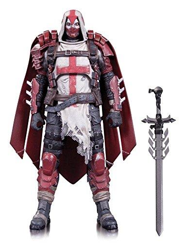 [Super Hero Batman Arkham Knight Azrael Action Figures Toys] (Female Action Figure Costumes)