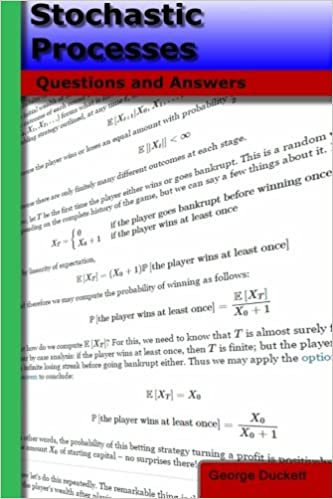 Stochastic processes questions and answers george a duckett stochastic processes questions and answers george a duckett 9781533656742 amazon books fandeluxe Choice Image