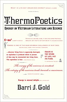 ;FREE; ThermoPoetics: Energy In Victorian Literature And Science (MIT Press). luchador Toyota General Michael Power