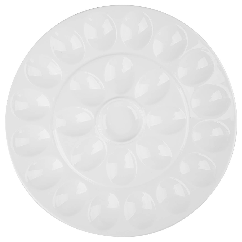 Porcelain Deviled Egg Platter