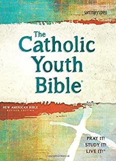 the catholic youth bible 4th edition nabre new american bible revised edition