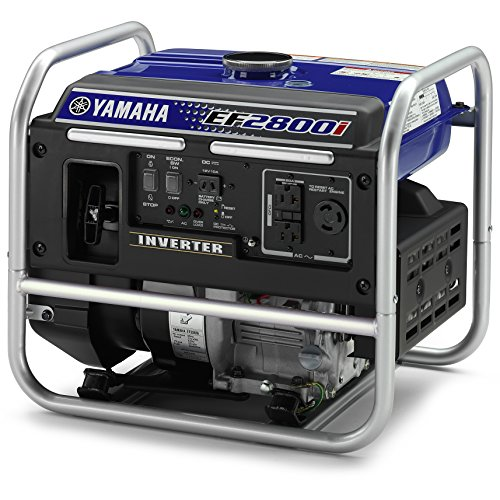 Yamaha Inverter Generators Review(The Better Portable Choice)?