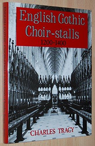 English Gothic Choir Stalls, 1200-1400
