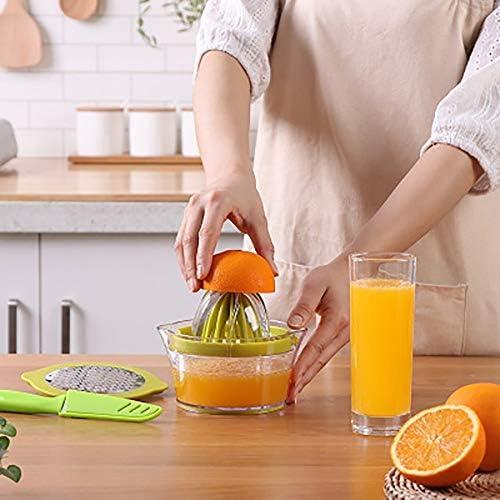 Exprimidor manual Exprimidor De Mano Exprimidor De Cítricos Y Naranja Extractor De Prensa Manual Herramienta De Cocina De Limón