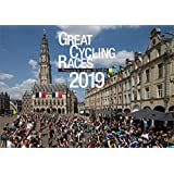 GREAT CYCLING RACES 2019年 カレンダー 壁掛け CL-555