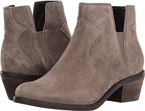 Cole Rooster Womens Alayna Bootie Ii Morel Suede
