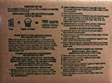 Stera-Sheen Green Label Sanitizer Packets, Box of