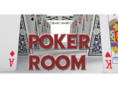 bn1078 Poker Room Card Game Blackjack Banner